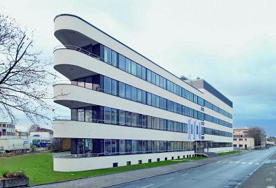 Losan Pharma R&D site Frankfurt