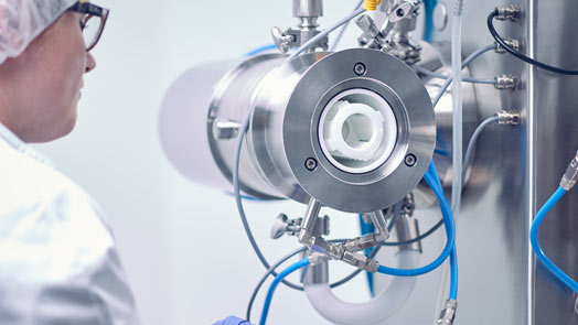 Nanotechnologie bei Losan Pharma
