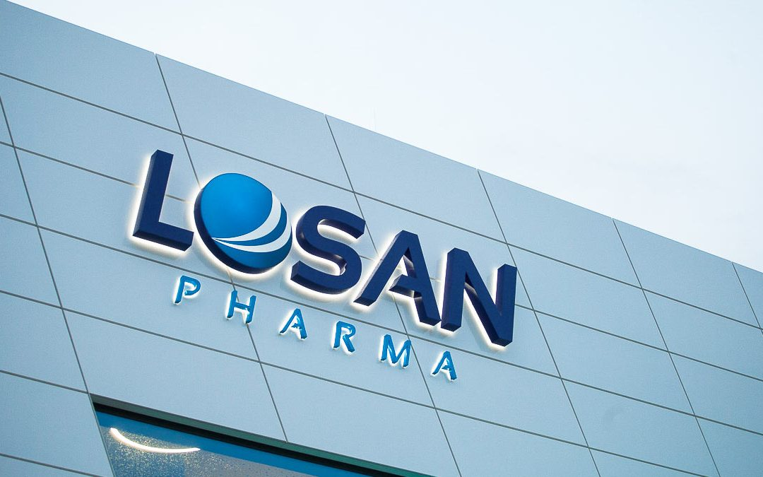 Losan Pharma Contact