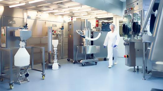 Losan mesoporous silica technology