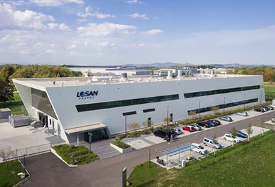 Losan packaging site Eschbach