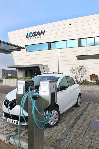 GSU Elektromobilität