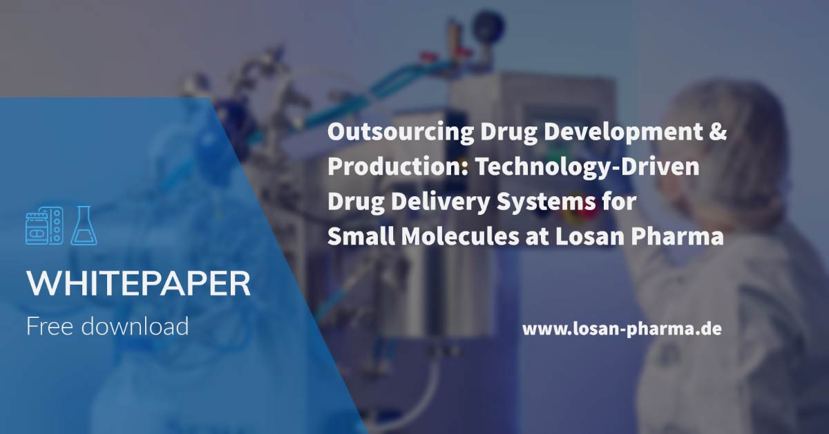 Whitepaper Outsourcing Drug Development & Production